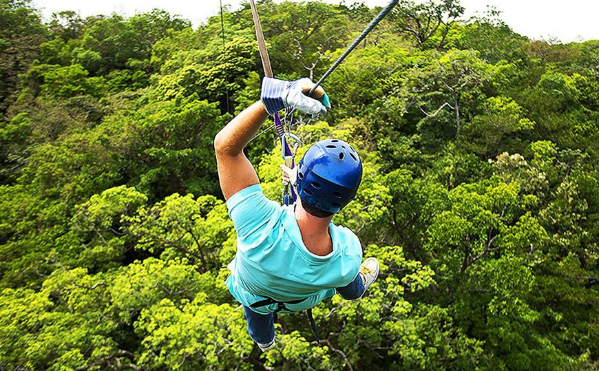 Things to do in Guanacaste - Canopy Tour